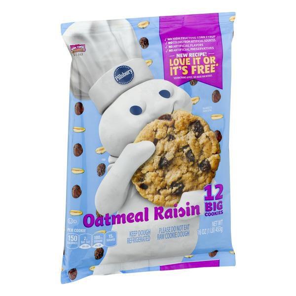 Big S Oatmeal Cookie