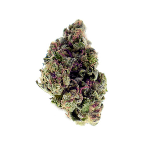 Deep purple weed strain