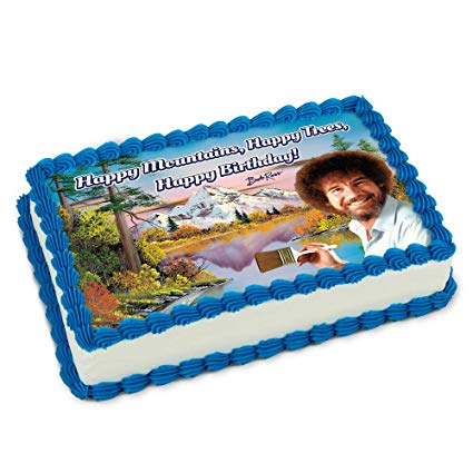 Mountain Man Cake