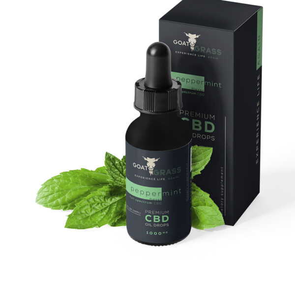 VANILLA CBD OIL 600mg