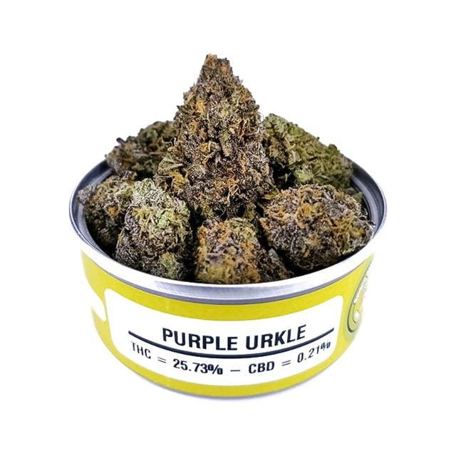 purple urkle strain near me
